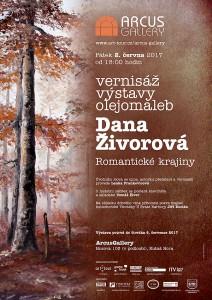 Arcus_Gallery_Zivorova_plakat